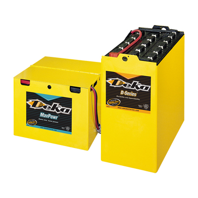 Used Forklift Batteries