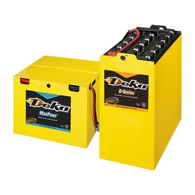 Used Forklift Batteries