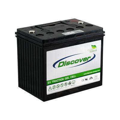 New Gel Monobloc Batteries